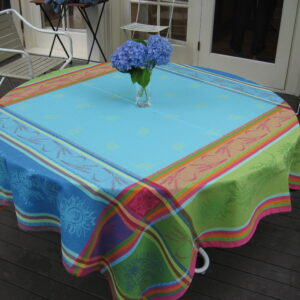 Le Cluny French provence tablecloths