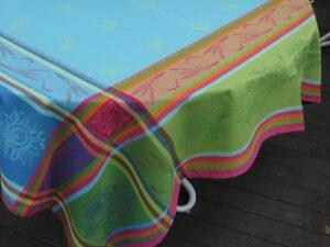 Le Cluny provencal tablecloths France