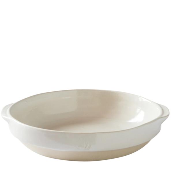 Digoin stoneware baking dish