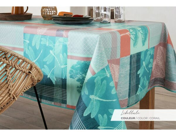 Nydel coated tablecloths France