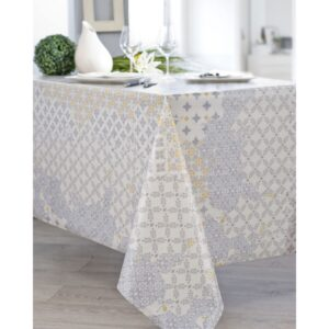 Nydel coated tablecloths made in France