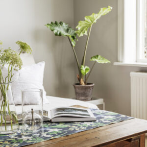Ekelund Swedish Table Runners Organic Cotton