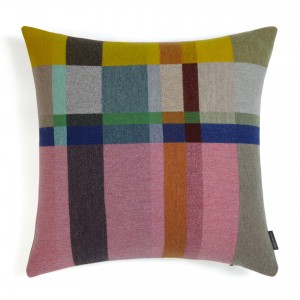 Wallace Sewell Lloyd Merino Wool Pillow Cover Made in England