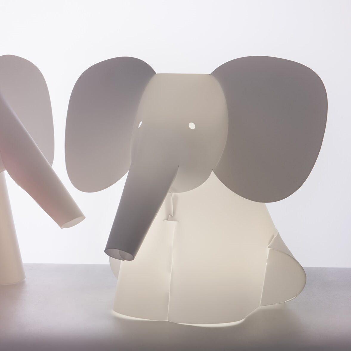 ZzzooLights elephant animal lamps
